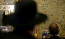 Spānijas karalis godina pirms pieciem gadsimtiem izraidītos sefardu ebrejus