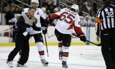 NHL spēlētāji sarūgtināti par līgas vadības lēmumu nelaist spēlētājus uz Phončhanu