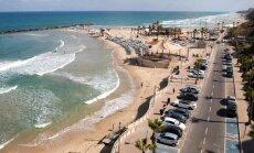 Izraēlas krastā izskalotas, visticamāk, 'EgyptAir' lidmašīnas atlūzas