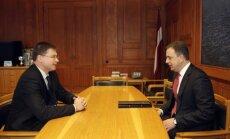 Ronis ministra amatā paliks līdz martam; iespējamie pēcteči vēl nav uzrunāti