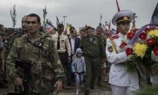ES pagarina sankcijas pret Putina sabiedrotajiem un prokrieviskajiem kaujiniekiem Ukrainā