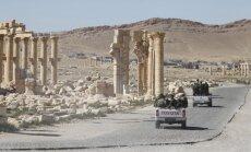 ASV nosaka Sīrijai jaunas sankcijas ķīmiskā uzbrukuma dēļ