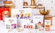 ФОТО: Laima разработала новую шоколадную коллекцию Retro