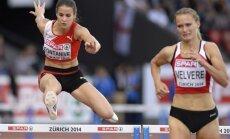 Skrējēja Velvere labojusi Latvijas rekordu 800 metru distancē telpās