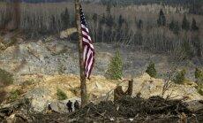 ASV zemes nogruvumā bojāgājušo skaits sasniedz 29