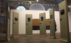 Foto: Venēcijā plaši reprezentēta Latvijas laikmetīgā māksla