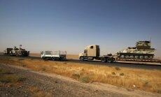 Irākas spēki atver jaunu fronti pret bēgošo 'Daesh'