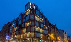 ФОТО: В Риге открыты два новых отеля