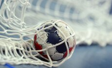 Latvijas U-17 handbolistes ar smagu zaudējumu sāk EČ otrās divīzijas turnīru