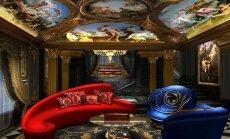 Foto: Kā izskatīsies pasaules ekskluzīvākajā viesnīcā, ko atklās šovasar