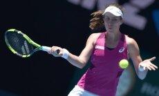 Britu tenisiste Konta Austrālijā turpina pārsteigt un iekļūst pusfinālā