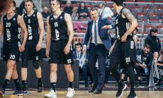 'VEF Rīga' basketbolisti pārtrauc zaudējumu sēriju Vienotajā līgā