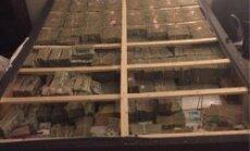 Masačūsetsā gultas rāmī atrod paslēptus 20 miljonus