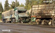 ANO atsāk palīdzības piegādes Sīrijā