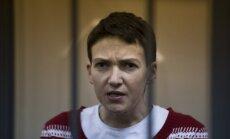 Сейму Латвии предложили осудить приговор суда по делу Савченко