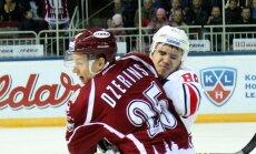 Rīgas 'Dinamo' Jekaterinburgā noslēdz kārtējo šīs sezonas izbraukuma sēriju