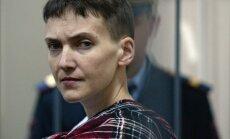 Савченко согласилась прекратить голодовку после звонка Порошенко