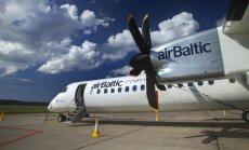 Aвиакомпания airBaltic возобновляет полеты в Брюссель в обычном режиме