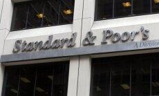'Standard&Poor's' Krievijas kredītreitinga prognozi maina uz negatīvu