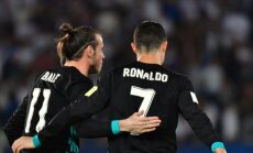 Beils un Ronaldu palīdz 'Real Madrid' iekļūt Pasaules klubu kausa izcīņas finālā