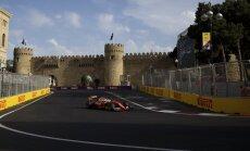 Sebastian Vettel, Formula 1 Grand Prix Europe, Baku