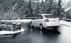 'AvtoVAZ' atsāks 'Lada' eksportu uz Zviedriju