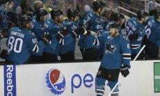 Sanhosē 'Sharks' atkal būs kapteinis