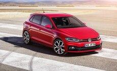 Jaunais 'VW Polo' ieguvis 'GTI' versiju ar 200 ZS