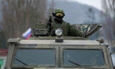 Krievijas spēki uzbrūk Ukrainas armijas bāzei