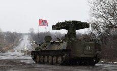 ĀM: Ukrainā jāiesaldē nevis konflikts, bet gan karadarbība
