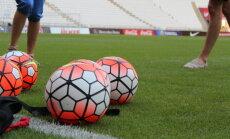 Jaunieši, liekot likmi uz Latvijas futbola spēli, laimē 4000 eiro; policijai aizdomas par manipulāciju