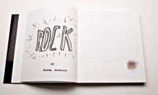 Laista klajā Romana Korovina fotogrāfiju un zīmējumu grāmata 'Rock'