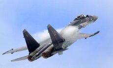 За неделю истребители НАТО сопроводили семь российских самолетов