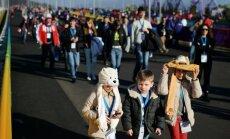 Olimpiādes laikā Krievijā bērniem uzdod mazāk mājasdarbu