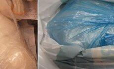 Prokuratūrai nosūta lietu par trīs kilogramiem metamfetamīna