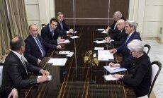 Kerijs: konflikts Ukrainā ir ievilcies
