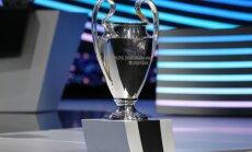 UEFA Čempionu līgas futbolā spēļu rezultāti