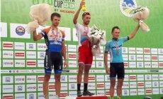 Blūmam otrā vieta UCI 1. kategorija MTB XCO krosa sacensībās Turcijā