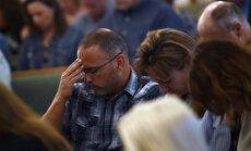 Nosaukti bojāgājušie Teksasas vidusskolas apšaudē