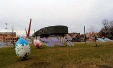 Foto: Kā Jelgava pošas Lieldienām
