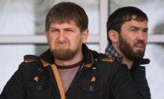 'Putina baikeri' atver nodaļu Čečenijā; Kadirovs kļūst par goda līderi