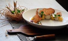 Kuldīgas restorānu nedēļa vilina ar vēžu zupu, 'raganu putru' un citām bērnības garšām