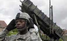ASV Lietuvā uz mācību laiku dislocē pretgaisa aizsardzības sistēmu 'Patriot'