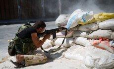 Pētījums: Sīrijā karojuši līdz 600 Eiropas džihādistu