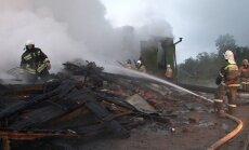 Krievijā kārtējais ugunsgrēks psihoneiroloģiskajā slimnīcā; 37 bojāgājušie