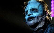 Foto: Viļņu ieņem maskotie ņūmetāla grandi 'Slipknot'