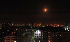 'Visa apkārtne nodrebēja' – aculiecinieks stāsta par piedzīvoto raķešu uzbrukumu Damaskā