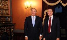 Берзиньш нанесет визит в Финляндию, Ринкевич — в Германию