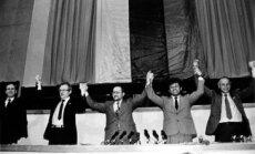 Lietuva svin neatkarības atjaunošanas 20. gadadienu (17:50)