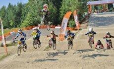 Rīgā startēs jaunā 'SMScredit.lv' Latvijas BMX čempionāta sezona